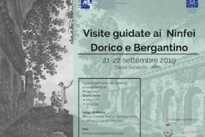 Ninfei: il 21 e il 22 settembre tornano le visite gratuite