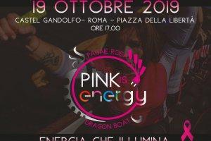 Pink is Energy: energia che illumina, energia che unisce, energia che cura!