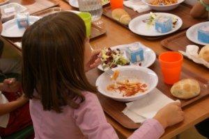 Mensa scolastica: parte dal 4 ottobre con tariffa invariata